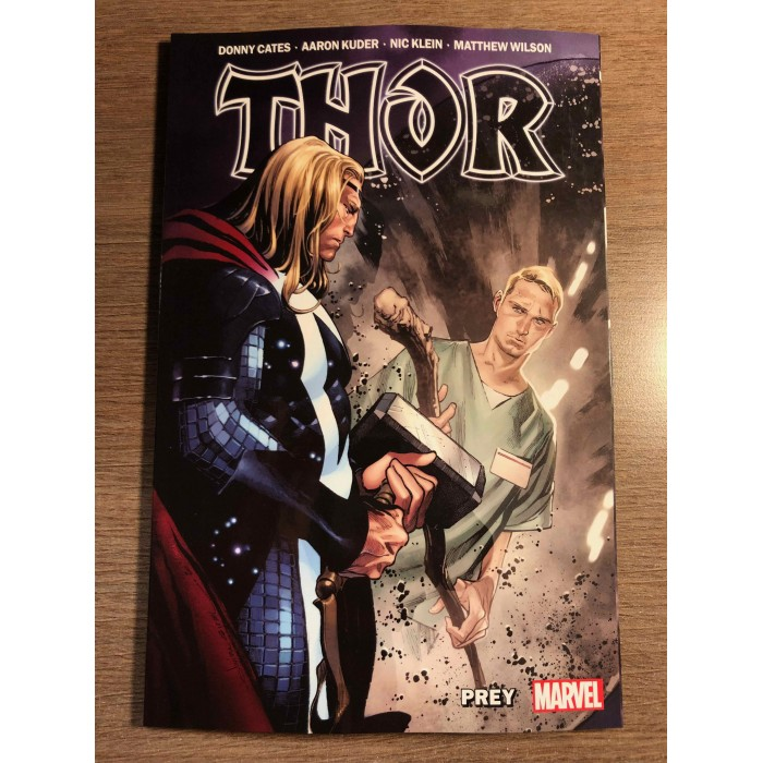THOR BY DONNY CATES TP VOL. 02 - PREY - MARVEL (2021)