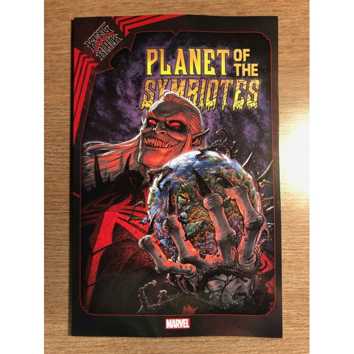 KING IN BLACK: PLANET OF THE SYMBIOTES TP - MARVEL (2021)