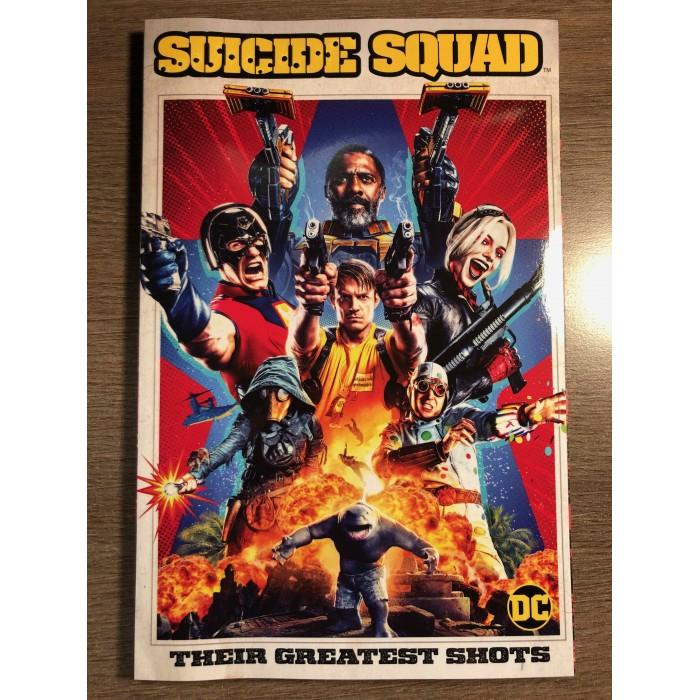 SUICIDE SQUAD TP : THEIR GREATEST SHOTS - DC COMICS (2021)