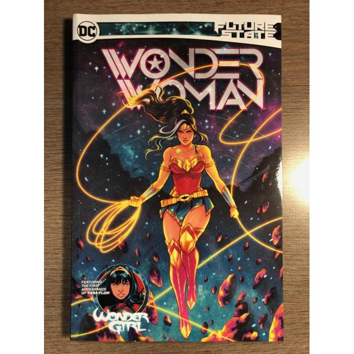 WONDER WOMAN FUTURE STATE TP - DC COMICS (2021)