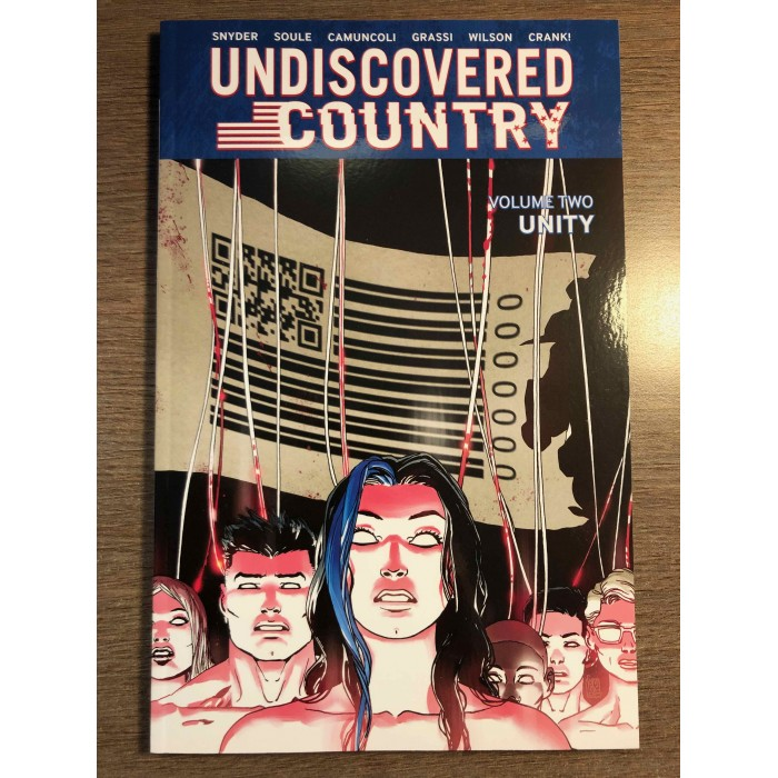 UNDISCOVERED COUNTRY TP VOL. 2: UNITY - IMAGE (2021)