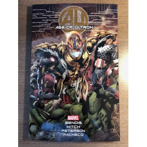 AGE OF ULTRON TP NEW PTG - MARVEL (2021)