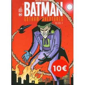 BATMAN GOTHAM AVENTURES TOME 04  -  URBAN COMICS (2021)