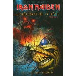 IRON MAIDEN TOME 01: L'HÉRITAGE DE LA BÊTE - HUGINN & MUNINN (2021)