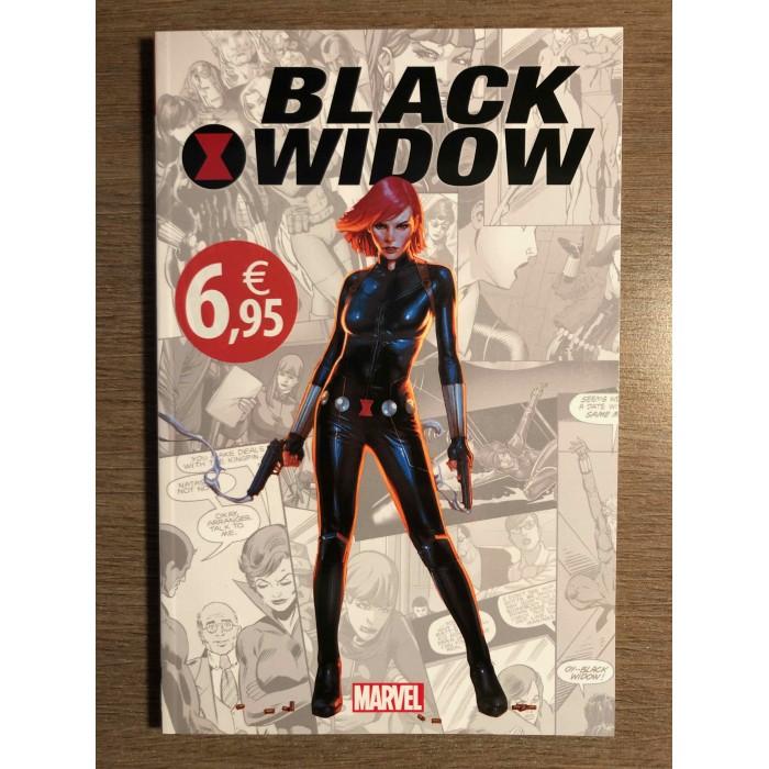 BLACK WIDOW MARVEL-VERSE - PANINI COMICS (2021)