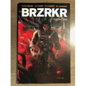 BRZRKR (BERZERKER) TP VOL. 01 - KEANU REEVES - BOOM! STUDIOS (2021)