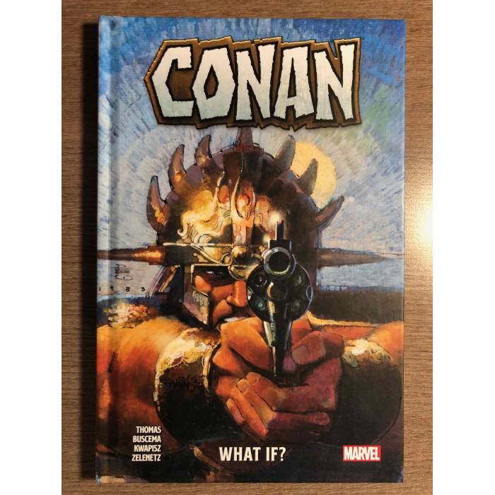 CONAN: WHAT IF? - PANINI COMICS (2021)