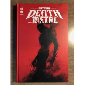 BATMAN DEATH MÉTAL TOME 04 - URBAN COMICS (2021)
