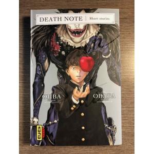 DEATH NOTE SHORT STORIES ÉDITION FRANÇAISE - KANA (2021)