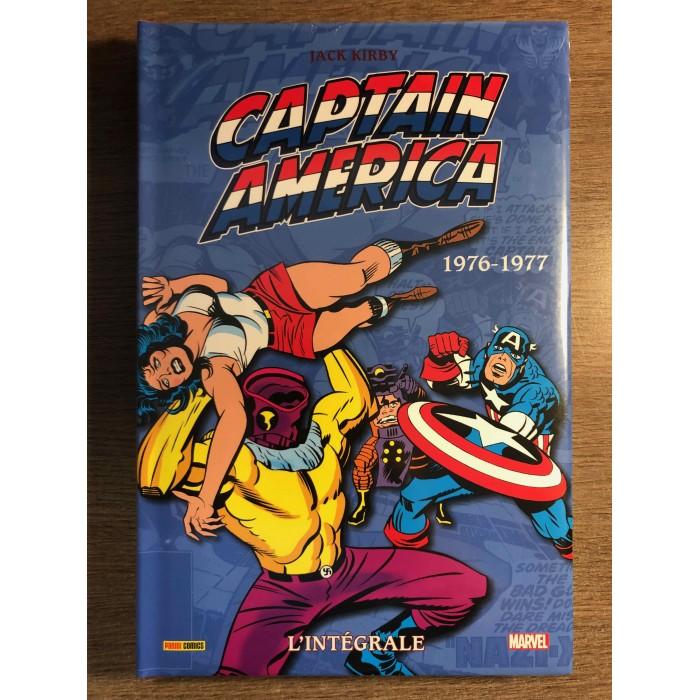 CAPTAIN AMERICA INTÉGRALE 1976-1977 - PANINI COMICS (2021)