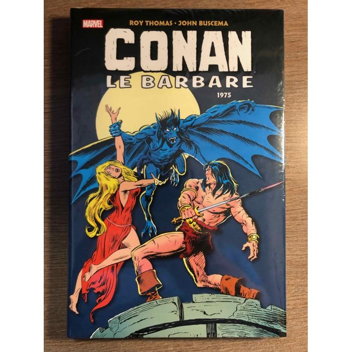 CONAN LE BARBARE INTÉGRALE 1975 - PANINI COMICS (2021)