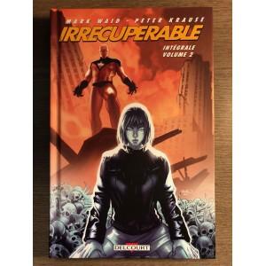 IRRÉCUPÉRABLE INTÉGRALE VOLUME 2 - MARK WAID - DELCOURT (2021)