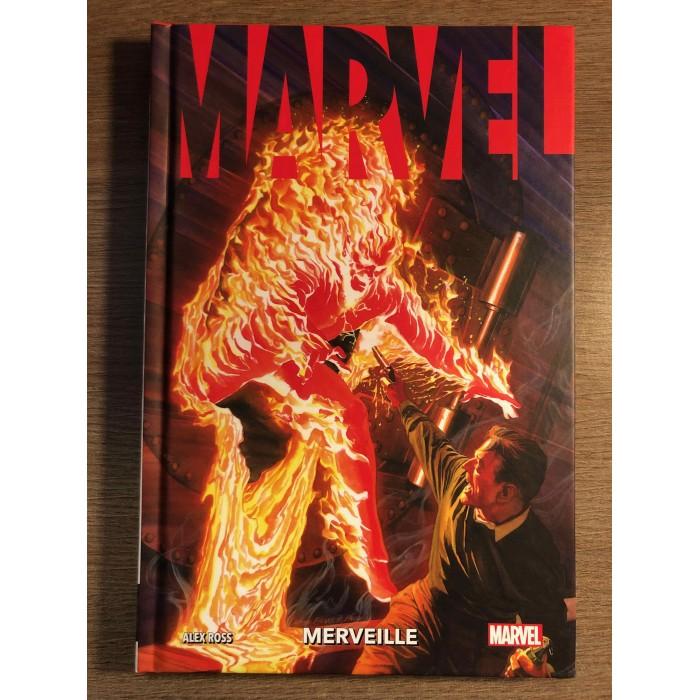 MARVEL: MERVEILLE - PANINI COMICS (2021)