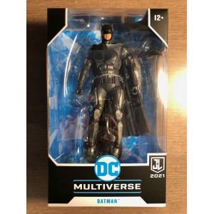 BATMAN - DC MULTIVERSE JUSTICE LEAGUE MOVIE ACTION FIGURE - McFARLANE TOYS