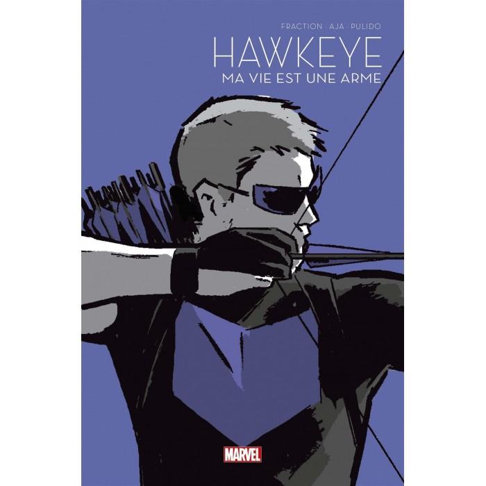 HAWKEYE: MA VIE EST UNE ARME - PRINTEMPS DES COMICS PANINI (2021)