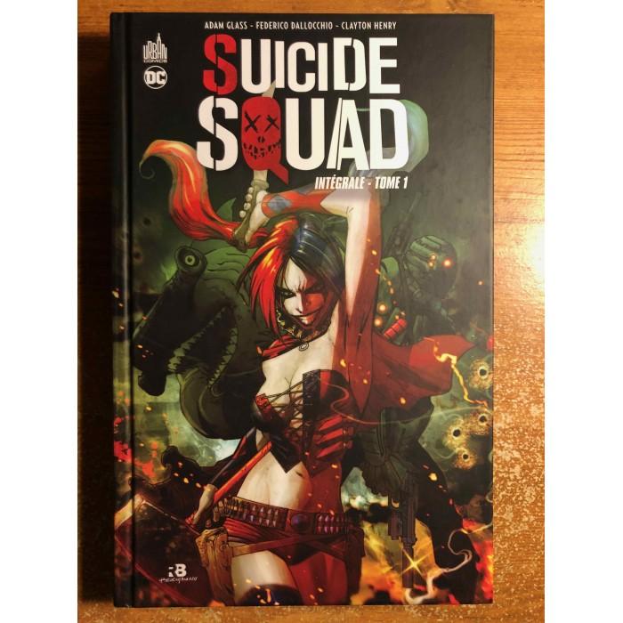 SUICIDE SQUAD NEW 52 INTÉGRALE TOME 01 - URBAN COMICS (2021)