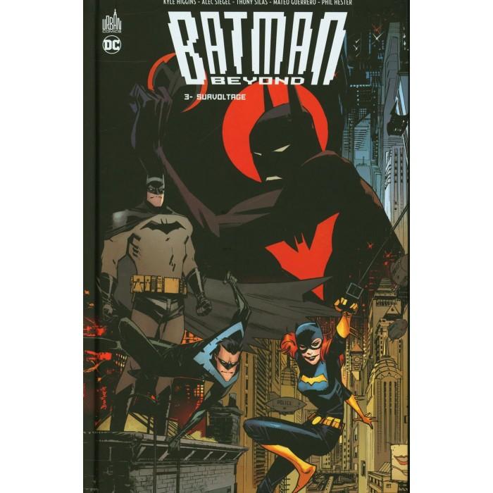 BATMAN BEYOND TOME 3: SURVOLTAGE - URBAN COMICS (2021)