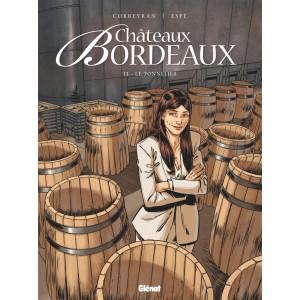 CHÂTEAUX BORDEAUX TOME 11: LE TONNELIER - GLÉNAT (2021)