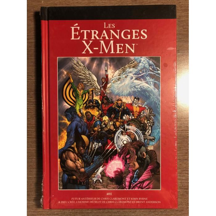 LE MEILLEUR DES SUPER-HÉROS MARVEL #102 - LES ÉTRANGES X-MEN - HACHETTE (2021)