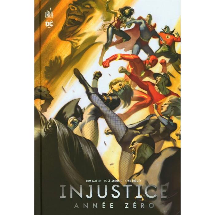 INJUSTICE ANNÉE ZÉRO - URBAN COMICS (2021)