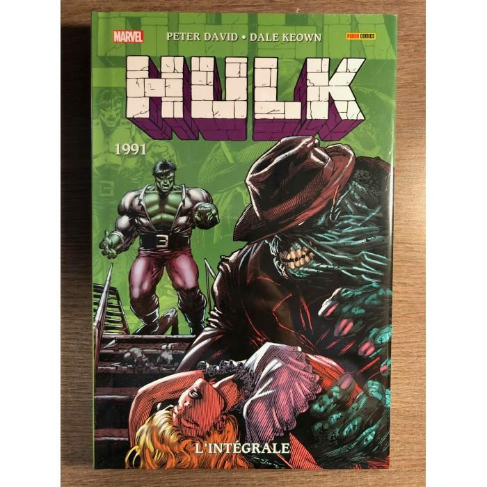 HULK INTÉGRALE 1991 - NOUVELLE ÉDITION - PANINI COMICS (2021)