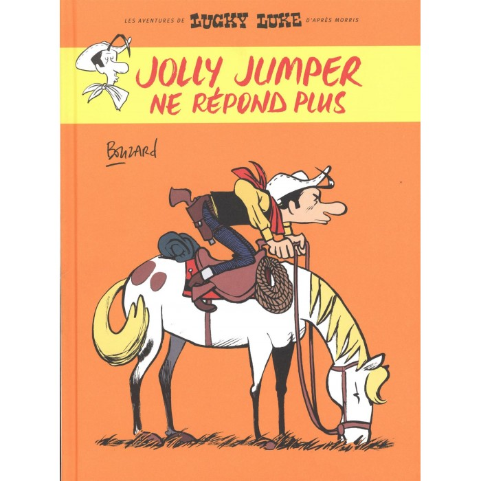 JOLLY JUMPER NE RÉPOND PLUS - LUCKY COMICS (2017)