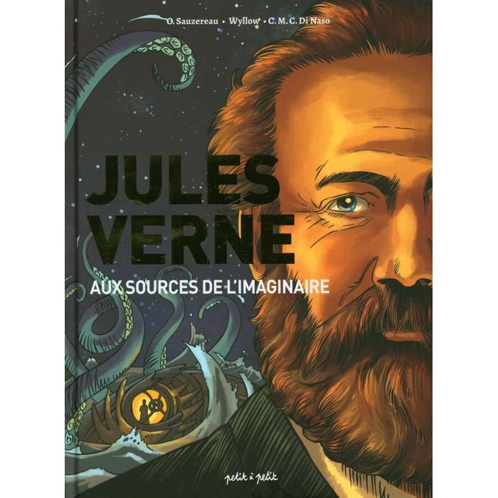 JULES VERNE: AUX SOURCES DE L'IMAGINAIRE - PETIT À PETIT (2021)