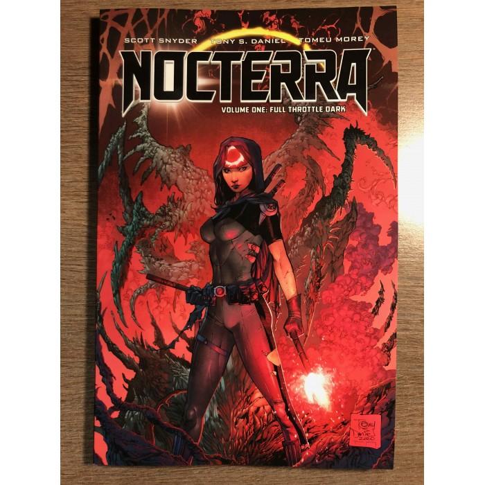 NOCTERRA TP VOL. 01: FULL THROTTLE DARK - IMAGE COMICS (2021)
