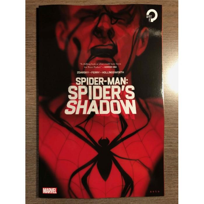 SPIDER-MAN: SPIDER'S SHADOW TP - MARVEL (2021)