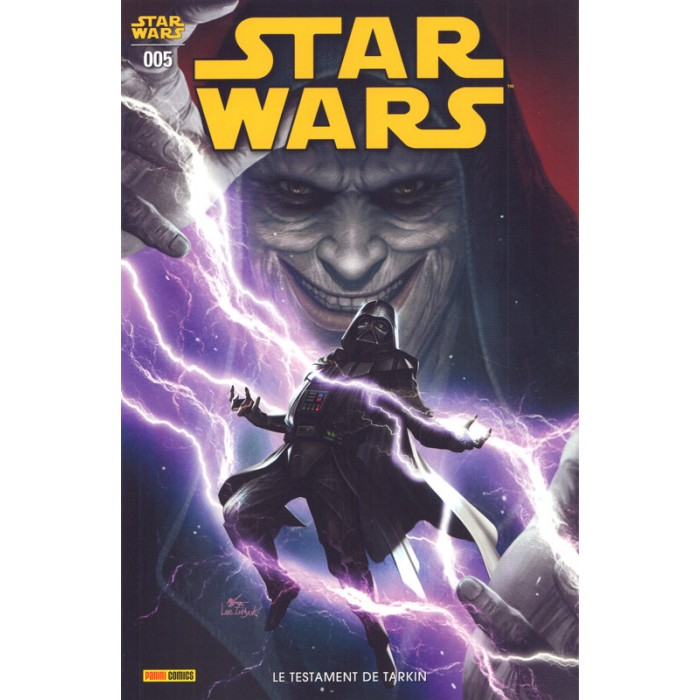 STAR WARS (2021) #05  - SOFTCOVER MENSUEL - PANINI COMICS
