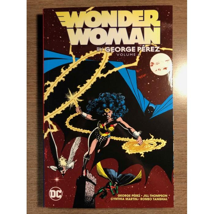 WONDER WOMAN BY GEORGE PÉREZ TP VOL. 06 - DC COMICS (2021)