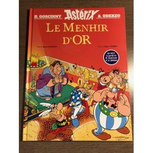 ASTÉRIX: LE MENHIR D'OR - GOSCINNY / UDERZO - ALBERT RENÉ (2020)