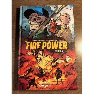 FIRE POWER TOME 01 - KIRKMAN / SAMNEE - DELCOURT (2020)