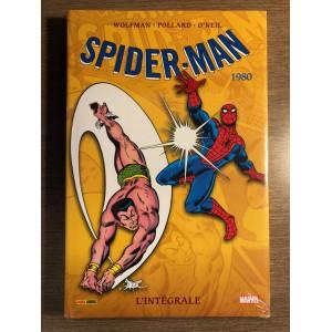 AMAZING SPIDER-MAN - INTÉGRALE 1980 NED - PANINI COMICS (2017)