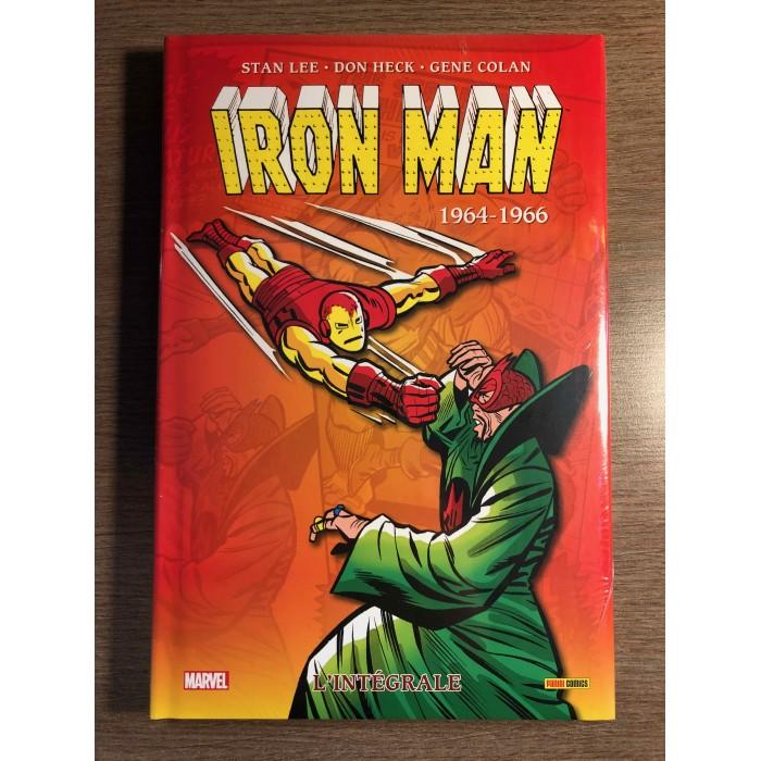 IRON MAN INTÉGRALE 1964-1966 - NOUVELLE ÉDITION - PANINI COMICS (2019)