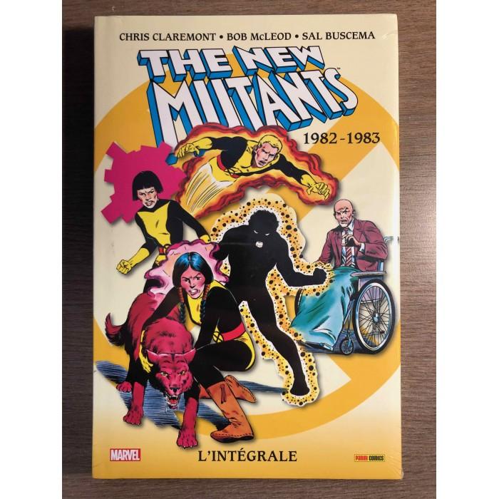 NEW MUTANTS INTÉGRALE 1982-1983 - PANINI COMICS (2018)