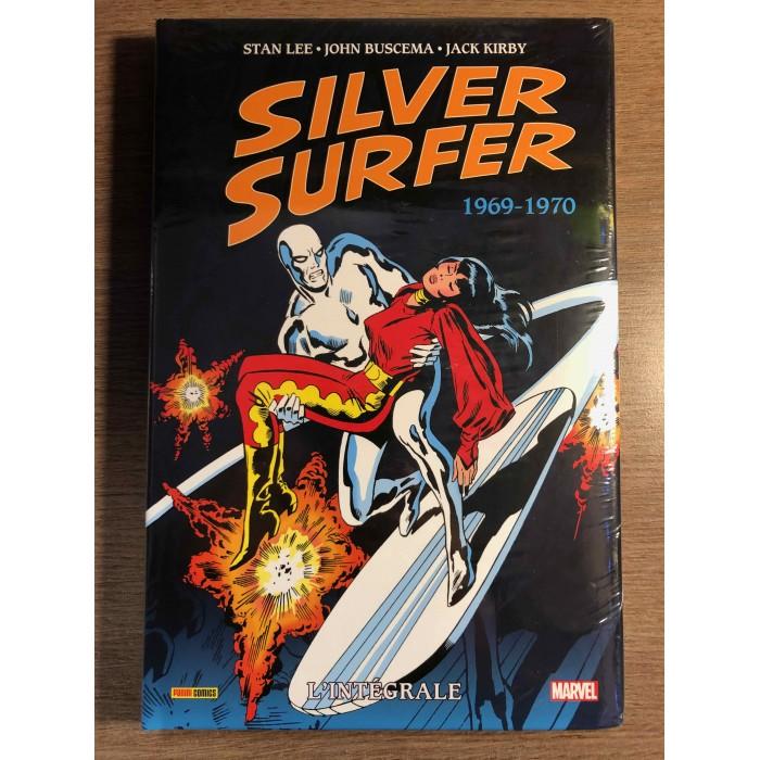 SILVER SURFER INTÉGRALE 1969-1970 - PANINI COMICS (2019)