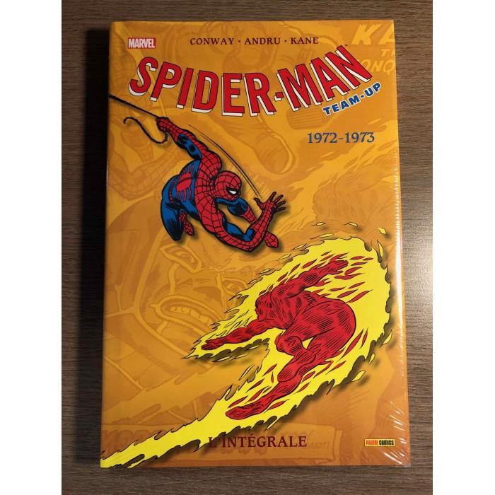 SPIDER-MAN MARVEL TEAM-UP INTÉGRALE 1972-1973 - NOUVELLE ÉDITION - PANINI COMICS (2017)