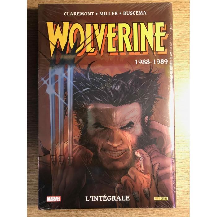 WOLVERINE INTÉGRALE 1988-1989 - DEUXIÈME ÉDITION - PANINI COMICS (2018)