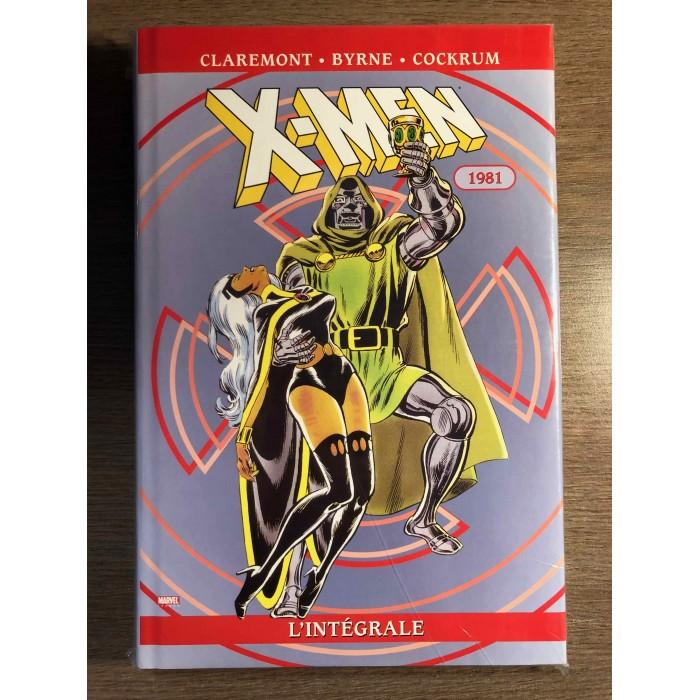 X-MEN INTÉGRALE 1981 - 2e ÉDITION - PANINI COMICS (2005)
