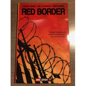 RED BORDER TP - JASON STARR - AWA/UPSHOT (2020)
