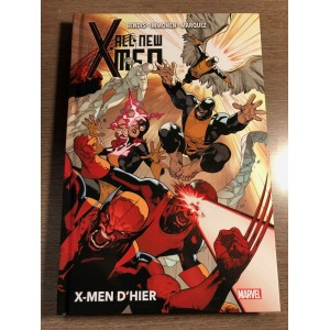 ALL-NEW X-MEN TOME 01 - X-MEN D'HIER - PANINI COMICS (2020)