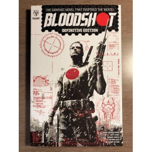 BLOODSHOT TP DEFINITIVE COLLECTION - VALIANT (2020)