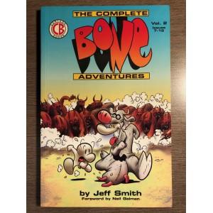 BONE COMPLETE ADVENTURES VOL. 2 - 1ST PRINTING - CARTON BOOKS (1994)