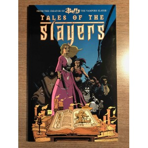 BUFFY THE VAMPIRE SLAYER TP - TALES OF THE SLAYERS - DARK HORSE