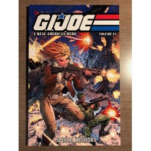G.I. JOE A REAL AMERICAN HERO TP VOL. 21 - IDW (2018)
