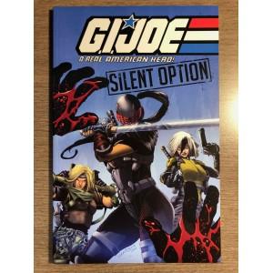 G.I. JOE A REAL AMERICAN HERO SILENT OPTION TP - IDW (2019)