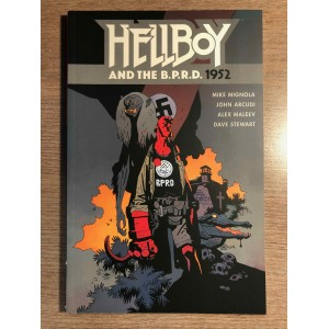 HELLBOY AND THE B.P.R.D. 1952 TP - DARK HORSE (2015)