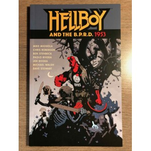 HELLBOY AND THE B.P.R.D. 1953 TP - DARK HORSE (2016)