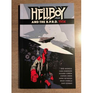 HELLBOY AND THE B.P.R.D. 1954 TP - DARK HORSE (2018)